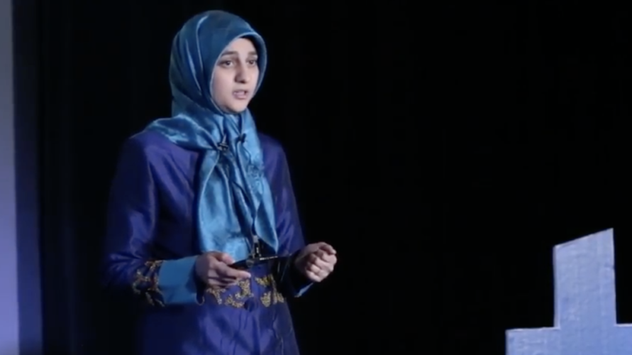 Hijab Is Not Limitation, It Is Immunity – Zahra Kazemi