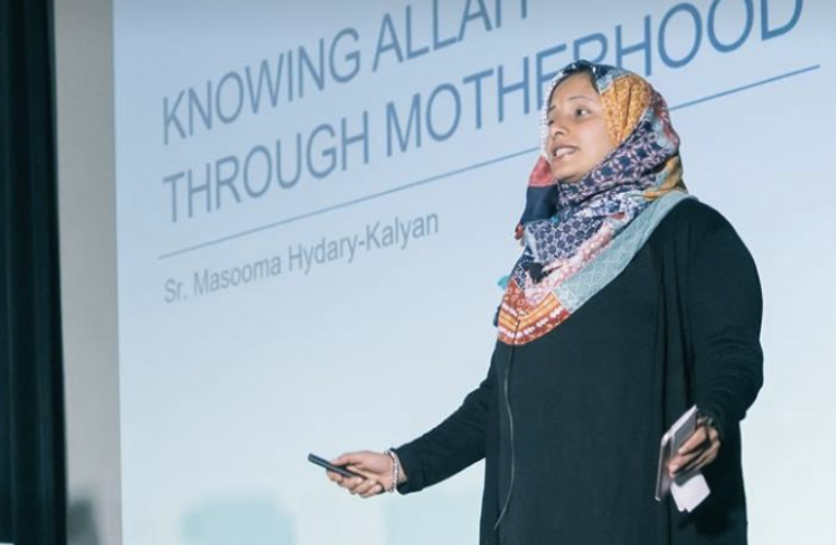 Knowing Allah Through Motherhood – Masooma Hydary