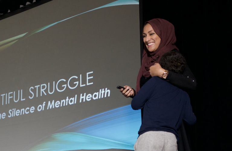 A Beautiful Struggle: Breaking the Silence of Mental Health – Laila Issa [FIRST PLACE]