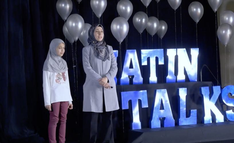 Eastern Parents – Western Children – Faezeh Hosseiniankhatibi & Tasnim Khazeni